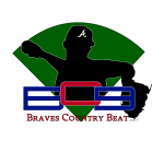 Braves Country Beat Logo (White Background)