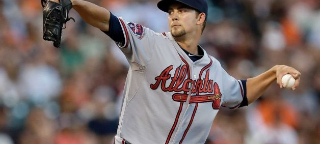 Minor Pitches Great, Braves Shut-Out Giants